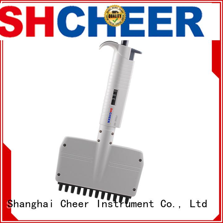 Cheer best multichannel pipette machine in laboratory