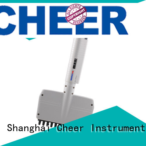 Cheer digital a pipette supplier On Biomedicine