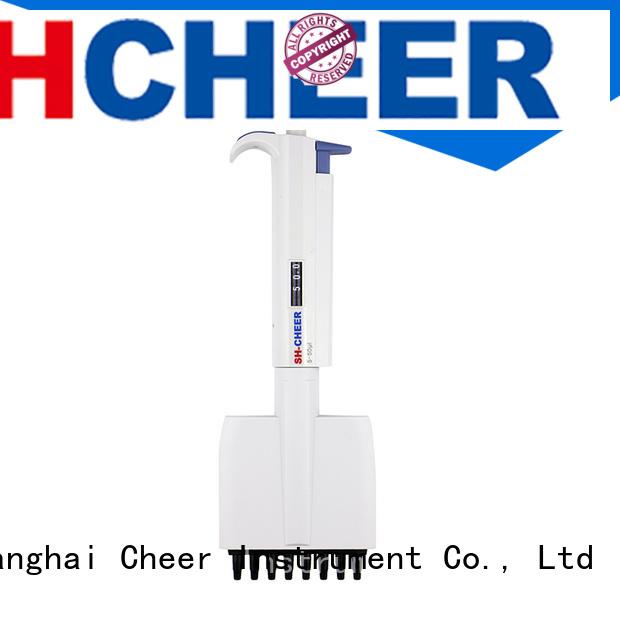 Cheer multichannel best multichannel pipette machine biochemistry