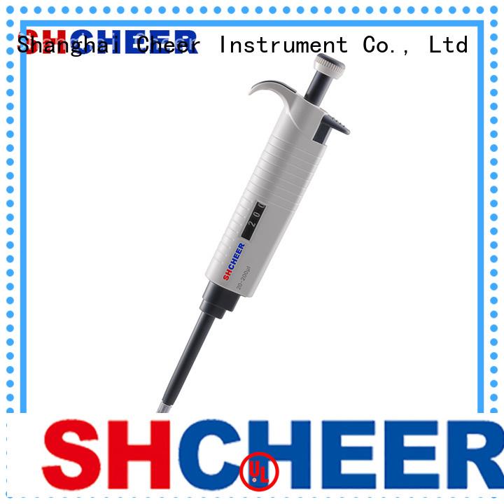 Cheer digital adjustable pipette machine hospital