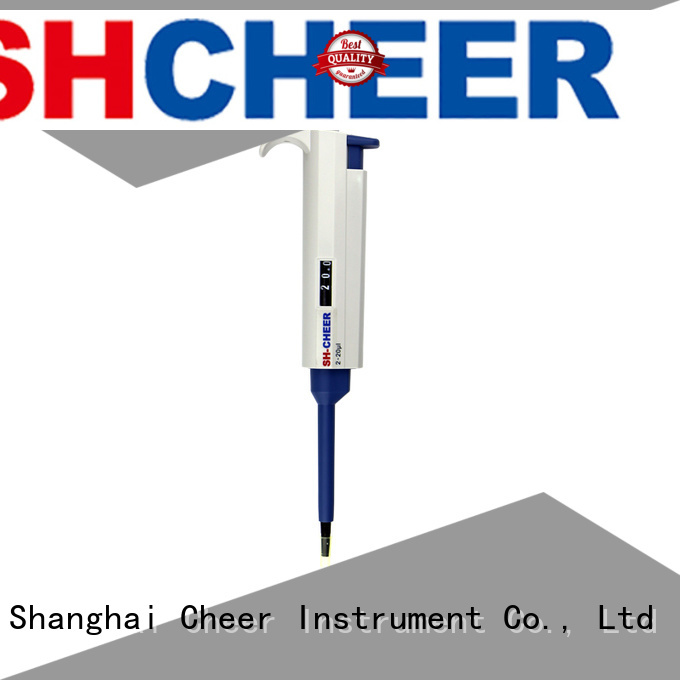 Cheer microliter pipette products for lab instrument