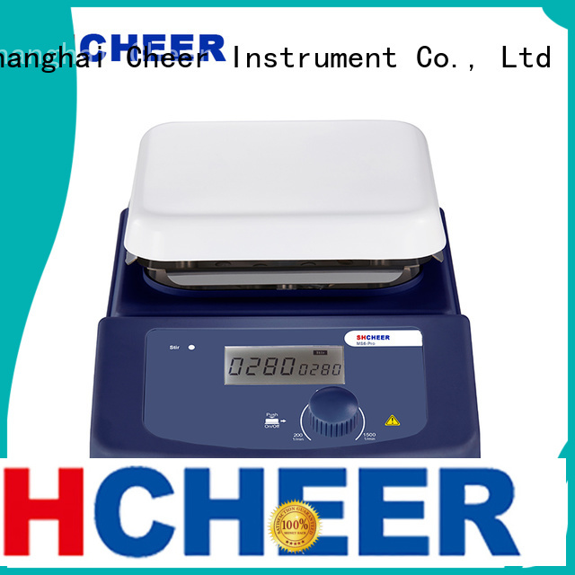 Cheer chemical chemical stirrer machine in laboratory