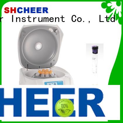 Cheer multichannel prf dental centrifuge supplier medical industry