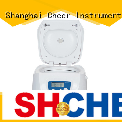 Cheer electric high speed centrifuge machine medical industry