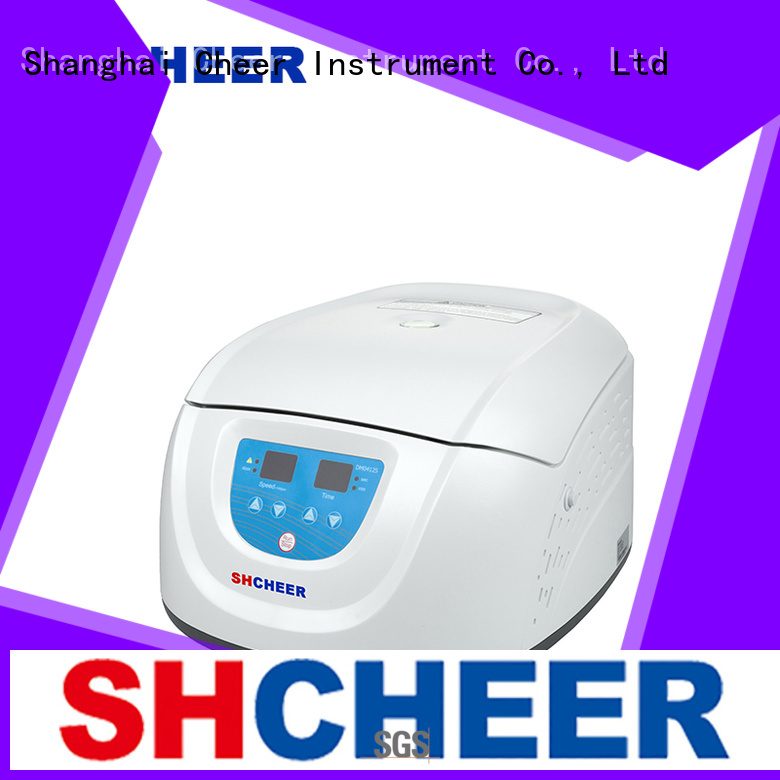 Cheer medical clinical centrifuge supplier medical industry
