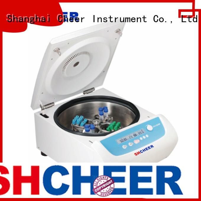 Cheer hospital centrifuge equipment