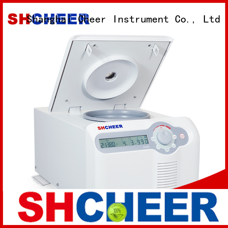 Cheer refrigerated centrifuge supplier clinical diagnostics