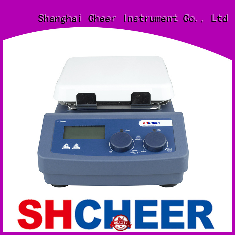 Cheer magnetic digital hotplate stirrer machine for lab instrument