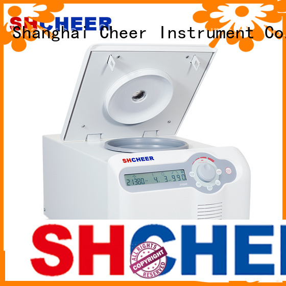 Cheer temperature control centrifuge medical industry