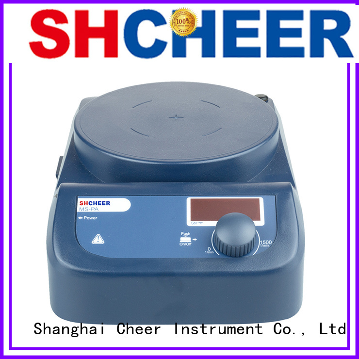 Cheer chemistry magnetic stirrer on Biomedicine