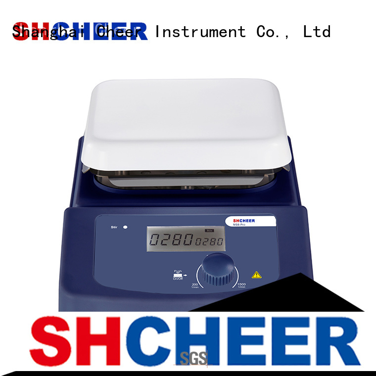 Cheer laboratory laboratory mixer stirrer products for lab instrument