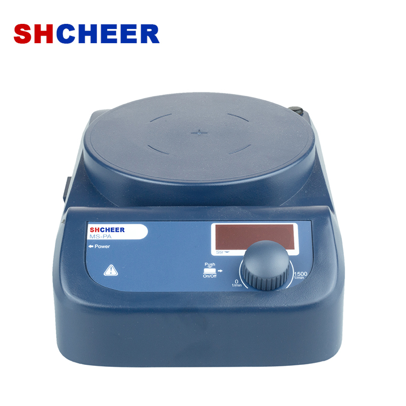 Magnetic Beaker Stirrer LED Display Max. Stirring Quantity Of H2O 3L MS-PA