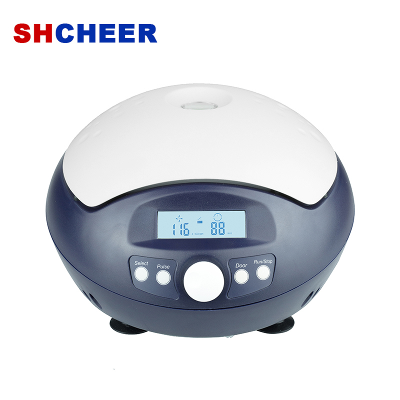 Mini micro high speed centrifuge for diagnosis in clinic D2012Plus