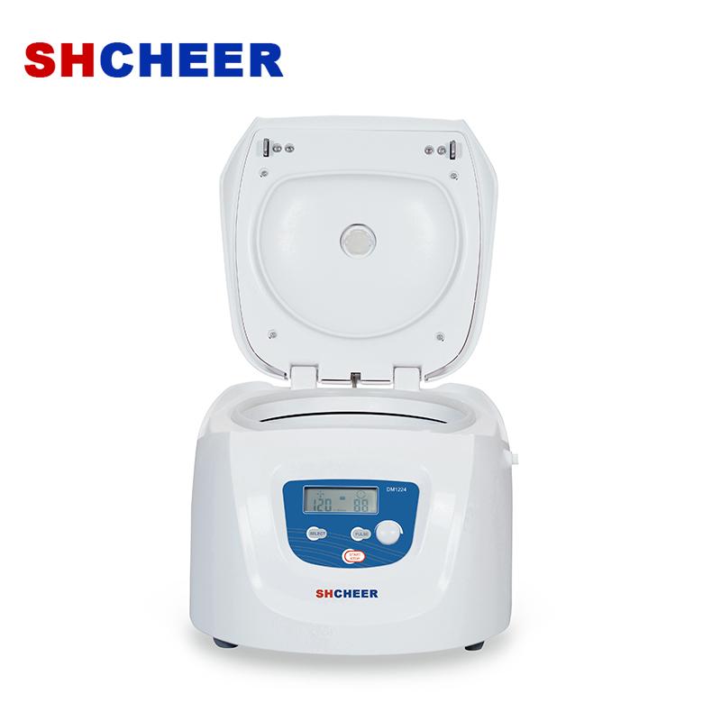 Blood hematocrit centrifuge with high speed DM1224