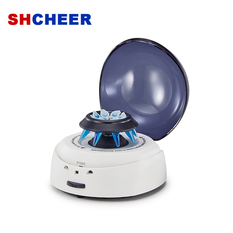 Palm mini centrifuge for quick spinmicrofiltration D1008