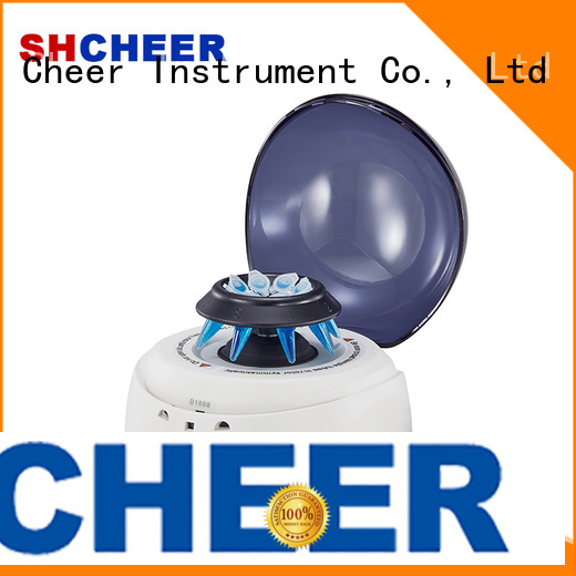 Cheer digital micro centrifuge equipment biochemistry