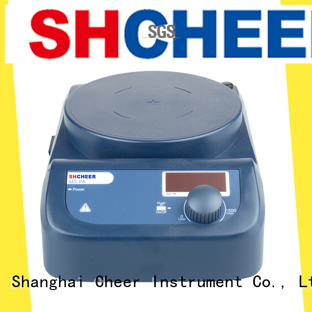 Cheer magnetic stirrer lab equipment machine on Biomedicine