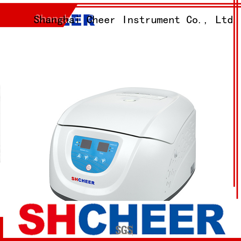 Cheer multichannel prf dental centrifuge supplier for lab instrument