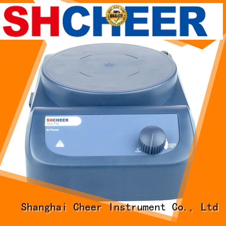 Cheer lab equipment magnetic stirrer machine in laboratory
