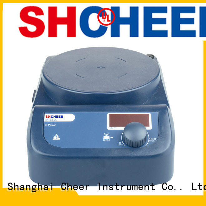 digital stirrer equipment for lab instrument