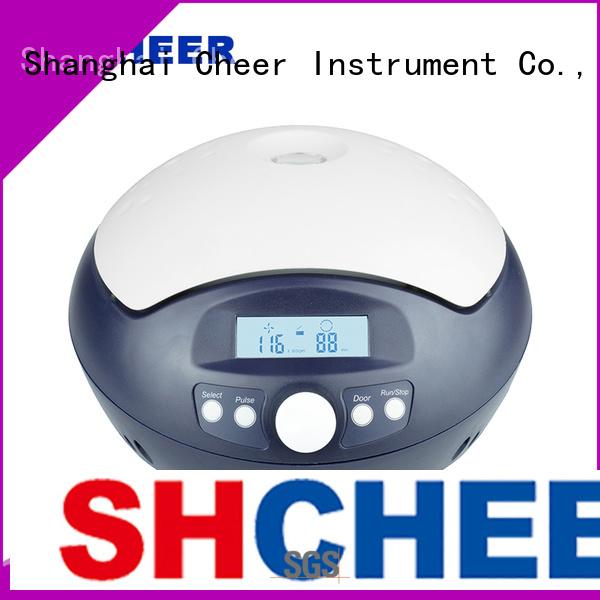 Cheer micro centrifuge machine products in laboratory