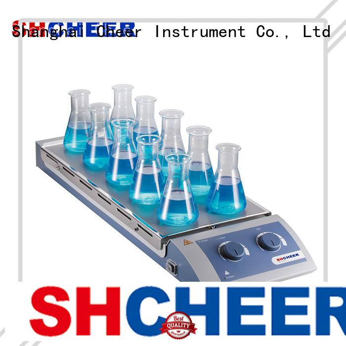 digital hot stirrer products for lab instrument