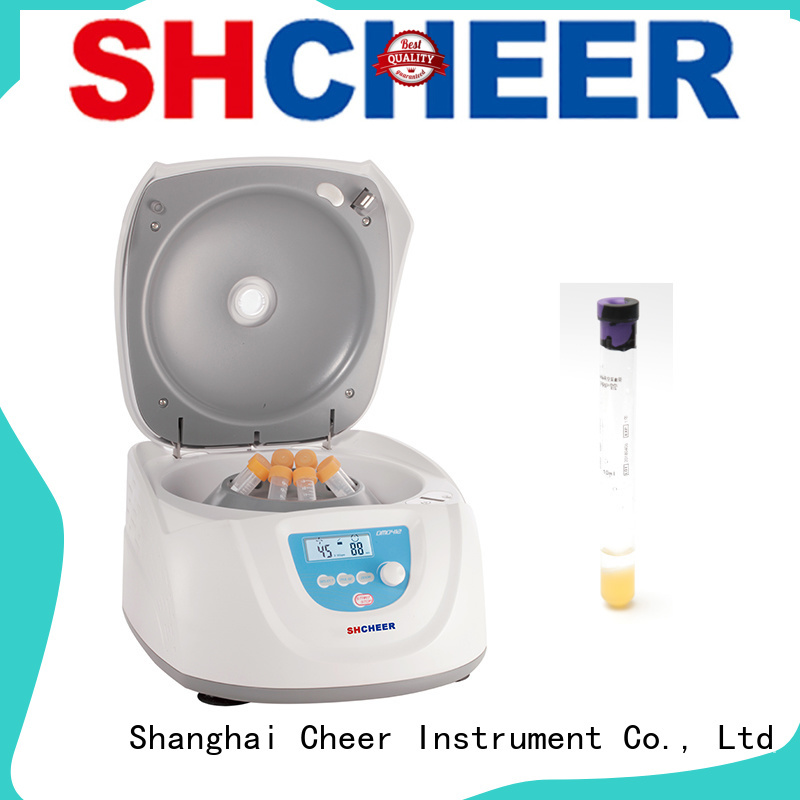 Cheer clinical centrifuge medical industry