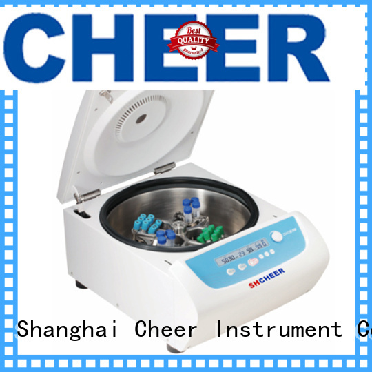 Cheer low speed centrifuge machine medical industry