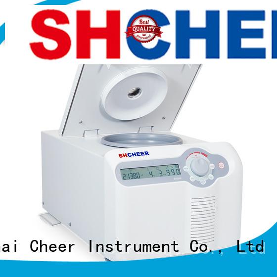Cheer centrifuge refrigerated supplier hospital