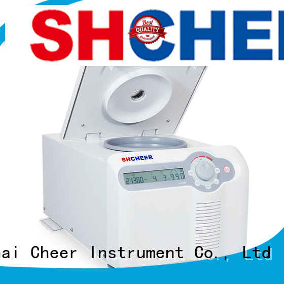 Cheer centrifuge refrigerated supplier hospital
