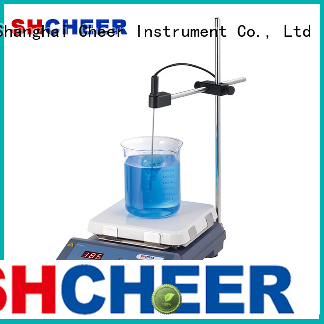 Cheer magnetic hotplate stirrer supplier clinical diagnostics