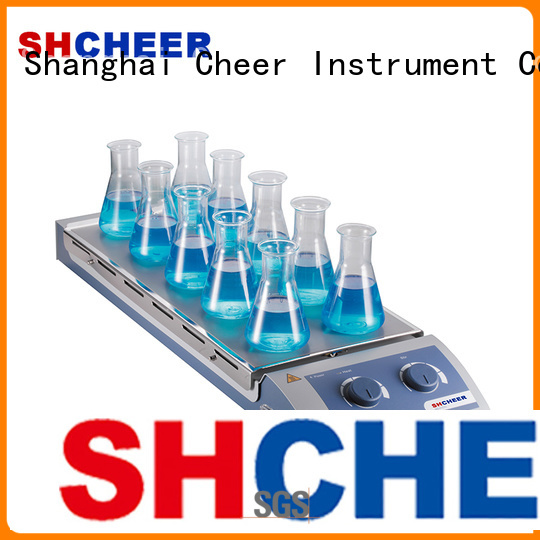 Cheer magnetic magnetic hotplate stirrer supplier biochemistry