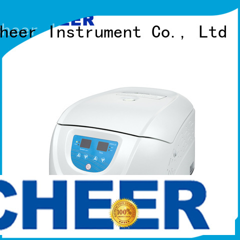 Cheer chemical clinical centrifuge equipment medical industry