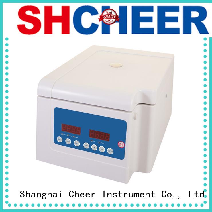 multichannel prf centrifuge machine for lab instrument