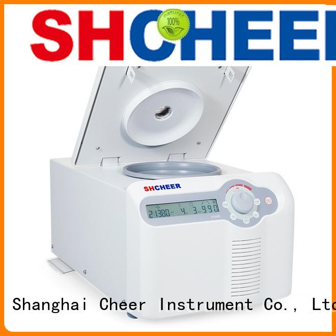 micro high speed centrifuge machine On Biomedicine