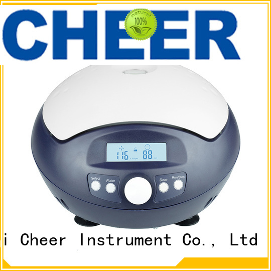 Cheer portable centrifuge supplier clinical diagnostics