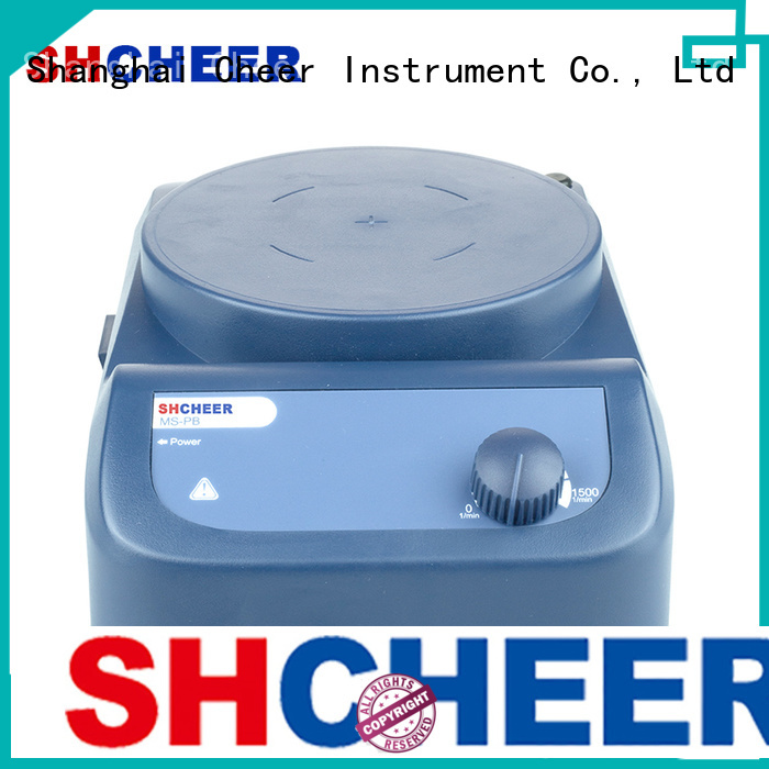 Cheer lab chemistry magnetic stirrer supplier in laboratory