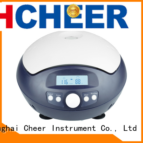 Cheer micro centrifuge machine machine On Biomedicine