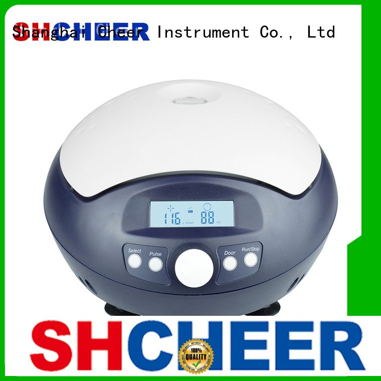 Cheer micro centrifuge machine products medical industry
