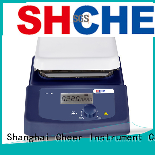 Cheer multi position stirrer products in laboratory