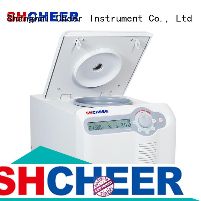 Cheer adjustable centrifuge refrigerated supplier for lab instrument
