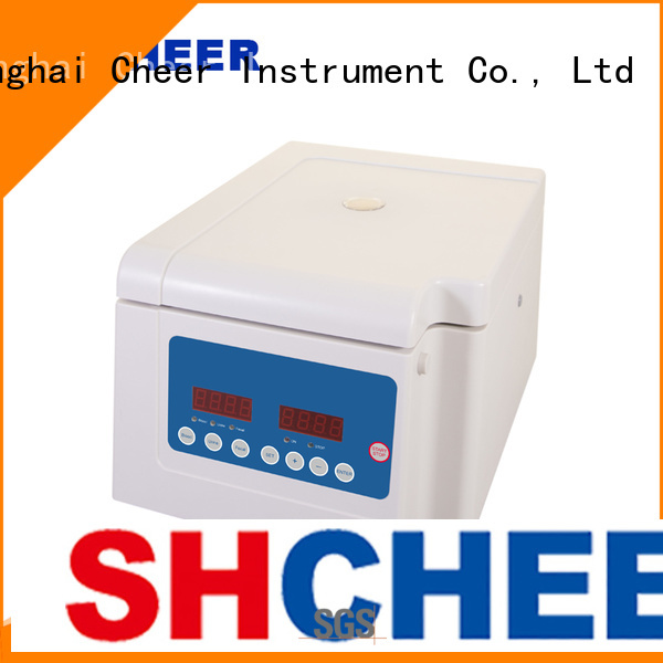 Cheer electric centrifuge prp supplier for lab instrument