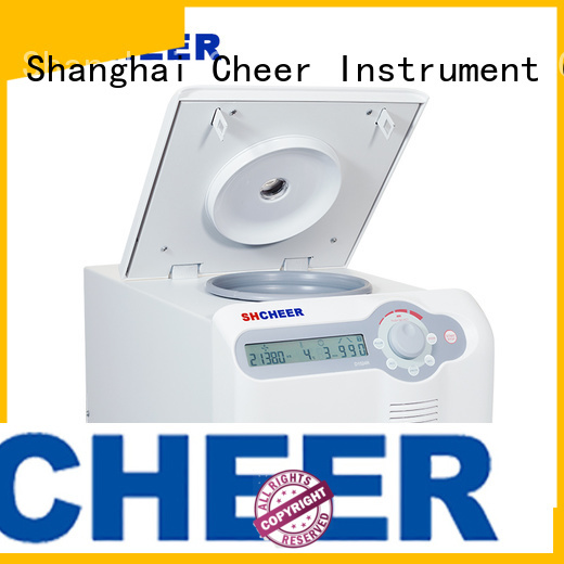 Cheer digital refrigerated centrifuge products clinical diagnostics