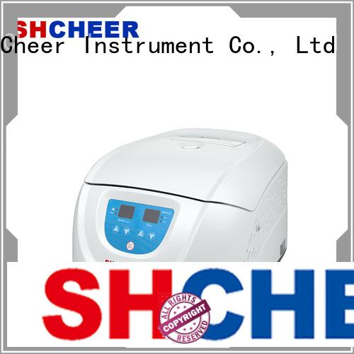 Cheer laboratory blood centrifuge on Biomedicine