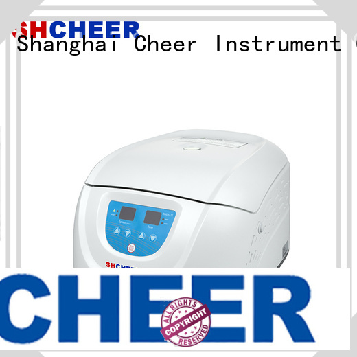 Cheer professional clinical centrifuge machine medical industry
