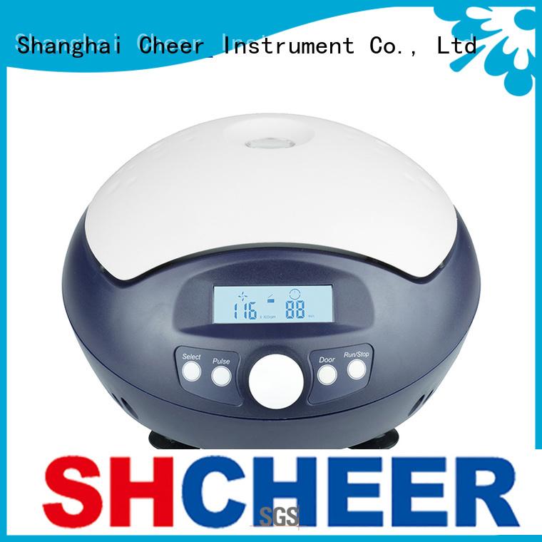 Cheer serological micro centrifuge supplier biochemistry