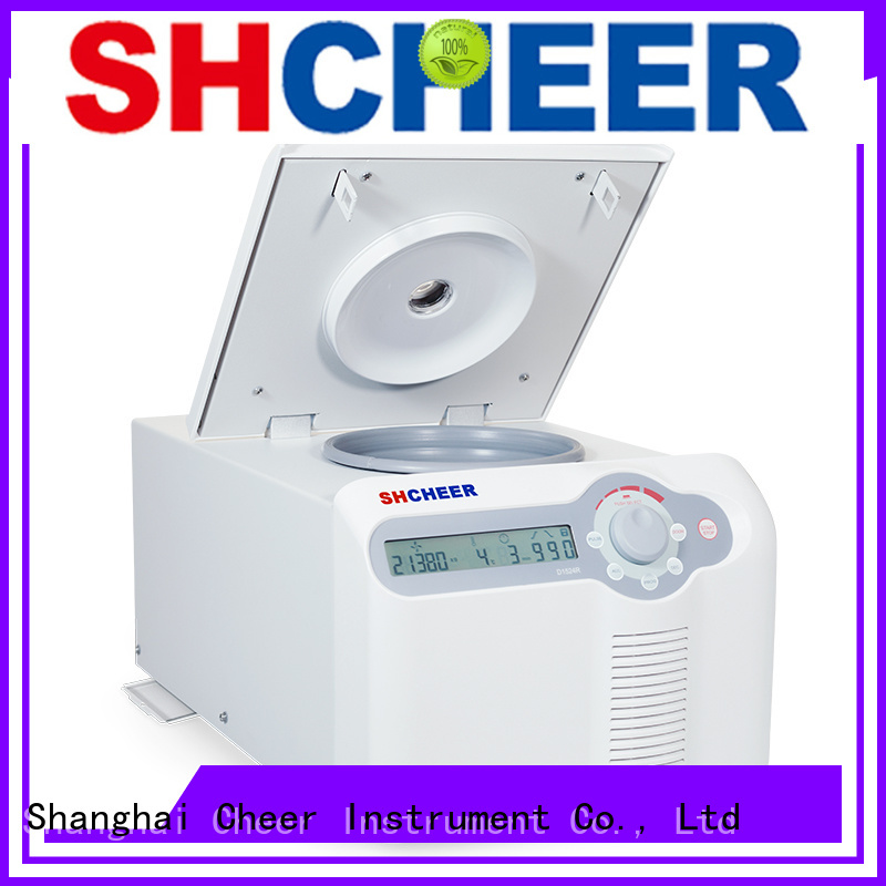 Cheer high speed refrigerated centrifuge supplier medical industry