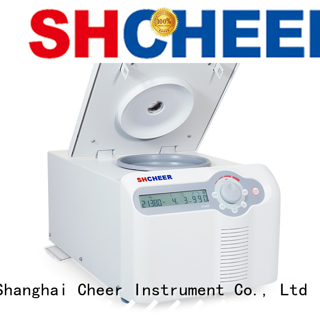 Cheer refrigerated centrifuge supplier biochemistry