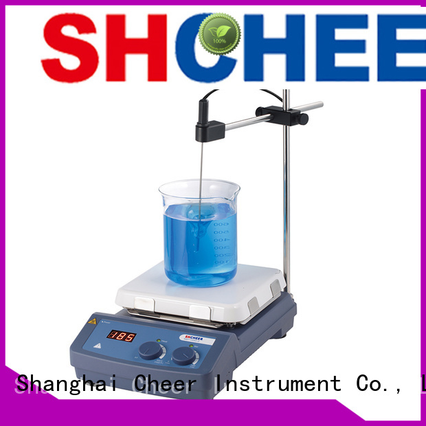 Cheer hotplate stirrer products medical industry