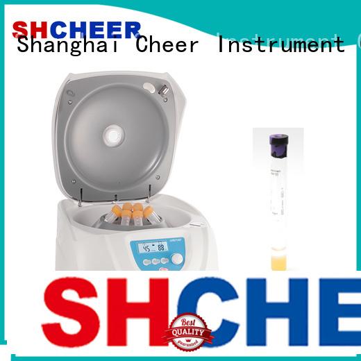 medical hospital centrifuge supplier on Biomedicine